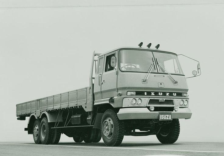 #Isuzu100 #SPEAKISUZU #IsuzuUK #Isuzu #truck #centenary #birthday #celebration #heritage #vintage #retro #blackandwhite