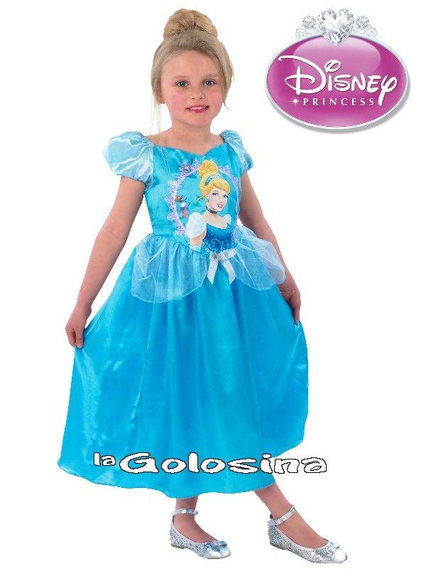 Disfraces infantiles (niño/a) (0 a 13 años) - 03 - L I C E N C I A S -Disfraz Inf. Niña: Cenicienta - ® DISNEY.