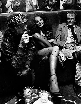 DVF at studio 54