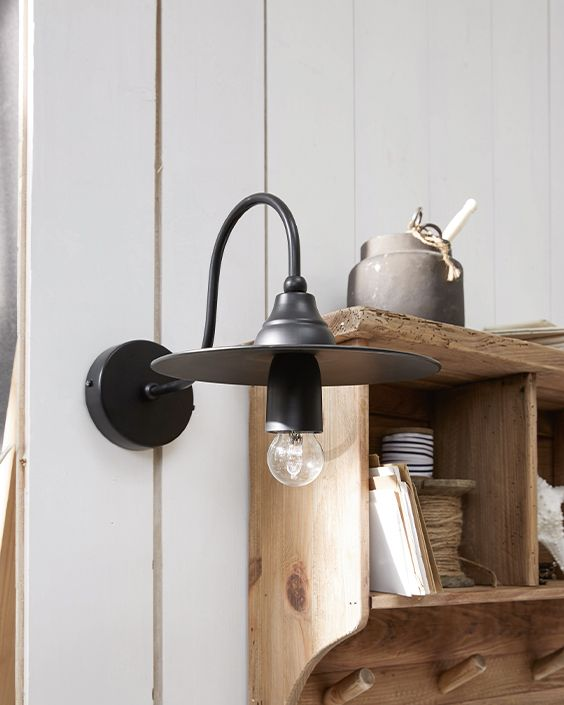 Wandlampe Bydgostia   LOBERON   Wandlampe, Lampen und ...