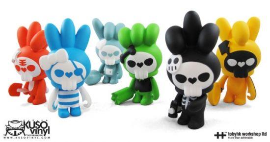 Fuluto Mini Series / Виниловые игрушки / Vinyltoys.kz