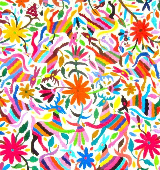 Mexican Textile Art