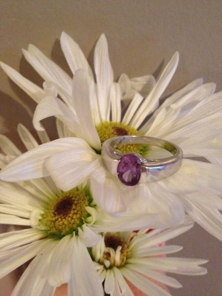 Even the simplest Diamond Candle ring is a beautiful accessory for any woman. See more rings that can be found in Diamond Candles at www.facebook.com/diamondcandles.