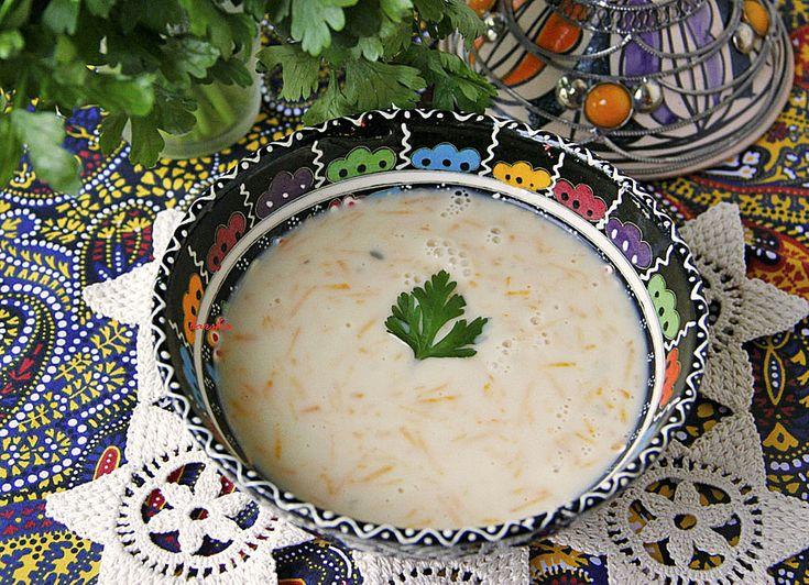 Suppe Djo - persische Gerstencremesuppe, ein sehr schönes Rezept aus der Kategorie Gebundene. Bewertungen: 5. Durchschnitt: Ø 3,9.