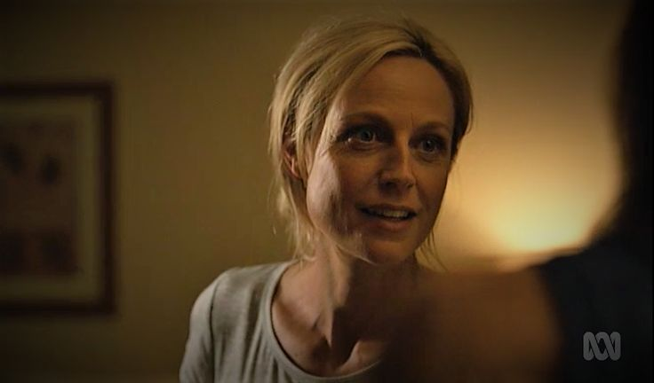 Janet King and Bianca Grieve <3  Bianking. Marta Dusseldorp and Anita Hegh <3