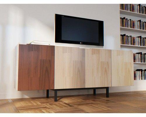 Gabinete Transformable Cubox/ Elemento Diseño
