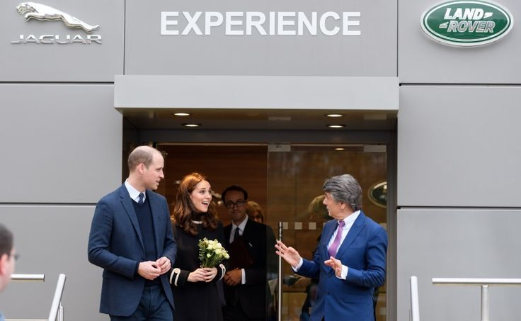 Jaguar Land Rover welcomed the Duke and Duchess of Cambridge, Price William and Kate Middleton to its Solihull manufacturing plant. The Royal couple took a special tour of the £2.5 billion Jaguar Land Rover facility.