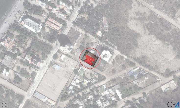 Primer Lugar Proyecto Puerto Salguero,Planta Emplazamiento