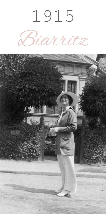 Coco Chanel Photostory