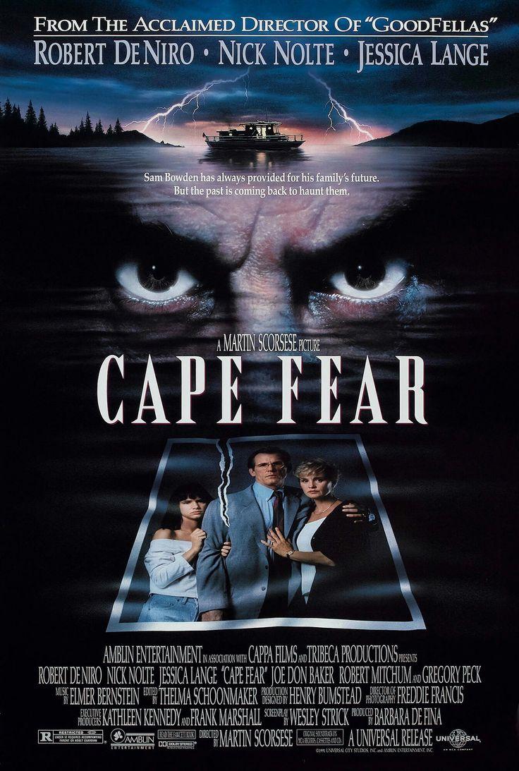 1991 - El cabo del miedo (Cape Fear) - Martin Scorsese