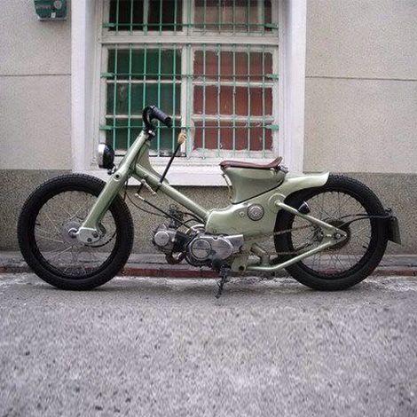 Honda Cub custom
