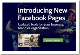 Facebook New Timeline Feature For Brand Pages