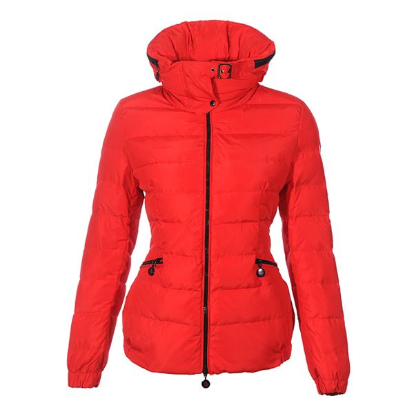 Moncler Epine Quilted Women Down Jackets Red