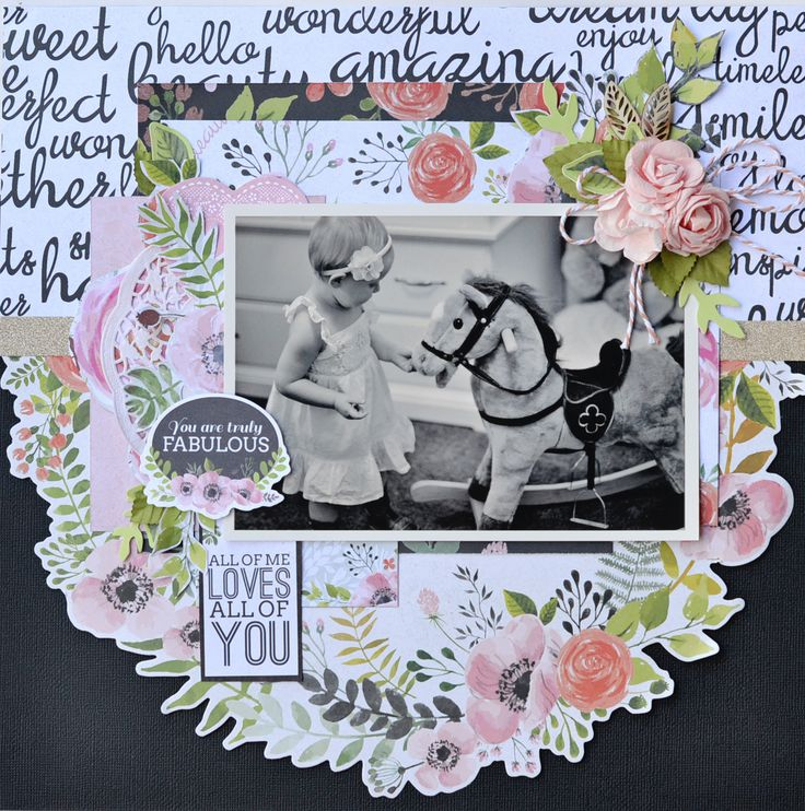 Made with the January 2016 Creative Kit - by Tracey Schulz