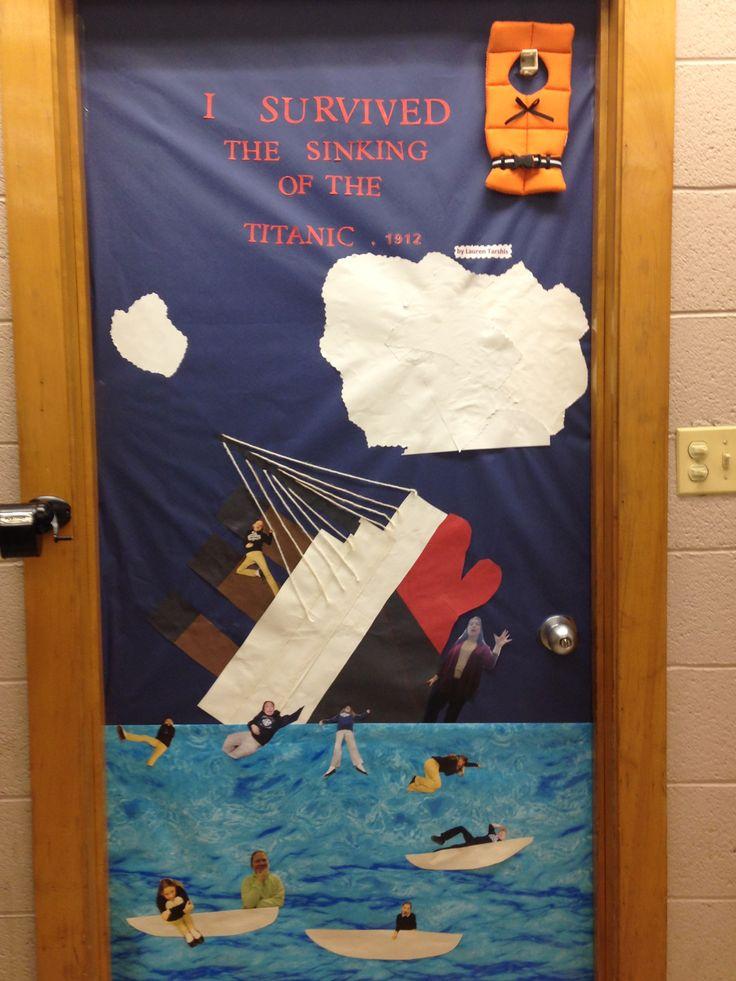 18 best Classroom Door Decorations images on Pinterest ...