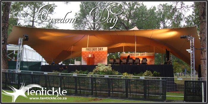 Freedom day in Joburg