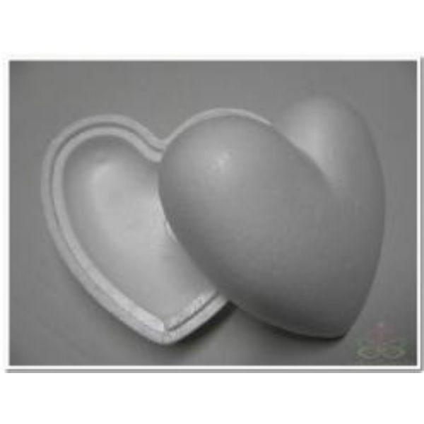 Styropor hart  #Bloemschikken #Decoreren #Valentijn  Goedkoop-bloemschikken.nl
