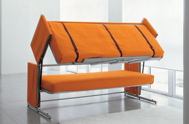 Couch to bunkbed.: Guest Bed, Couch Transformers, Bunk Bed, Studios Couch