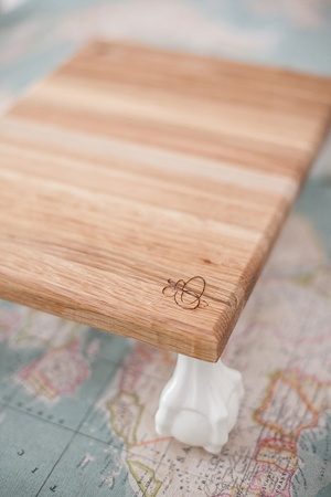 Ball & Claw Board, stunning as a centrepiece on the table, a cheese platter or cutting board