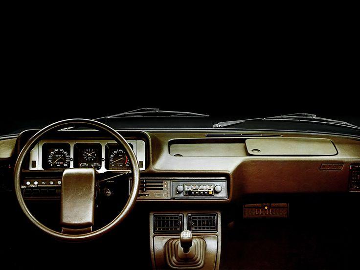 Fiat 131 Supermirafiori (1978).