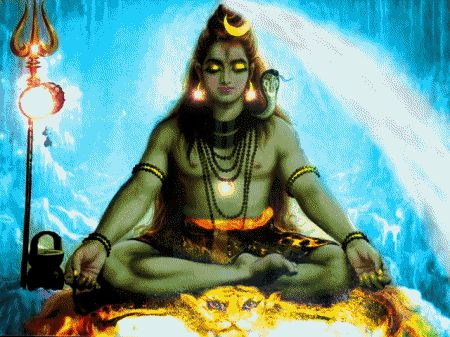 SHIVA YOGA by *VISHNU108