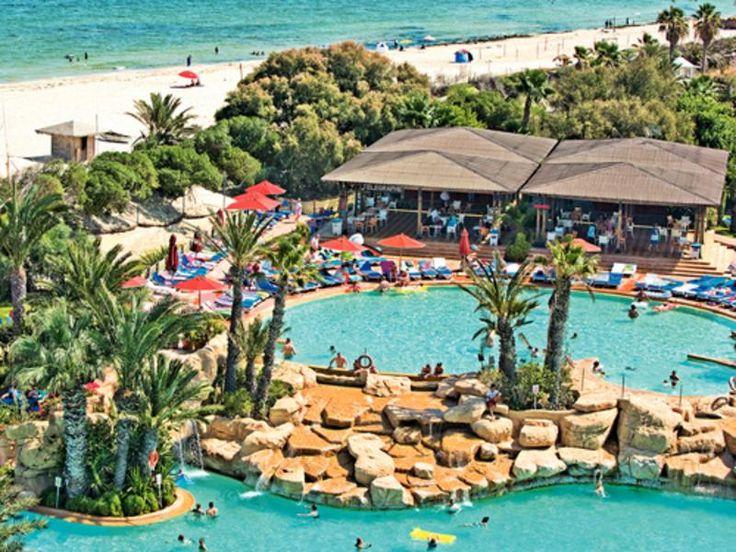 Fiesta Beach Hotel Tunisia Thomas Cook