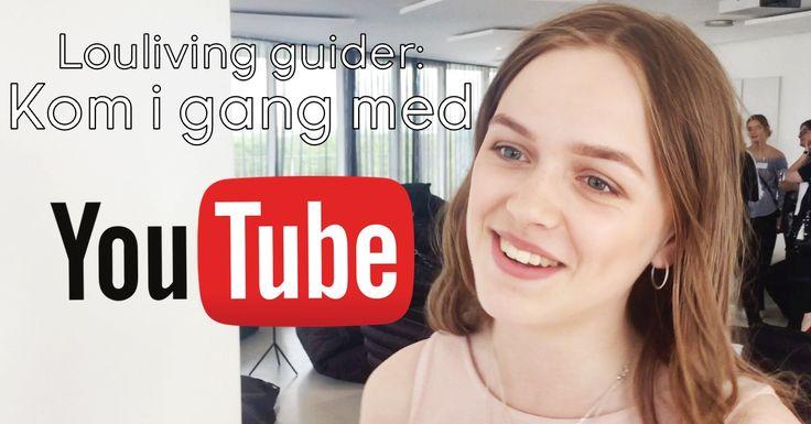 YouTube er efterhånden en gammel svinger, men mediets popularitet stiger fortsat. Vi har fået den succesfulde YouTuber Louliving til at komme med et par tips til os, der aldrig rigtig er kommet med på beatet …