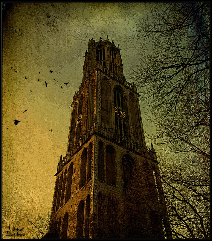 Dom-Tower-Utrecht