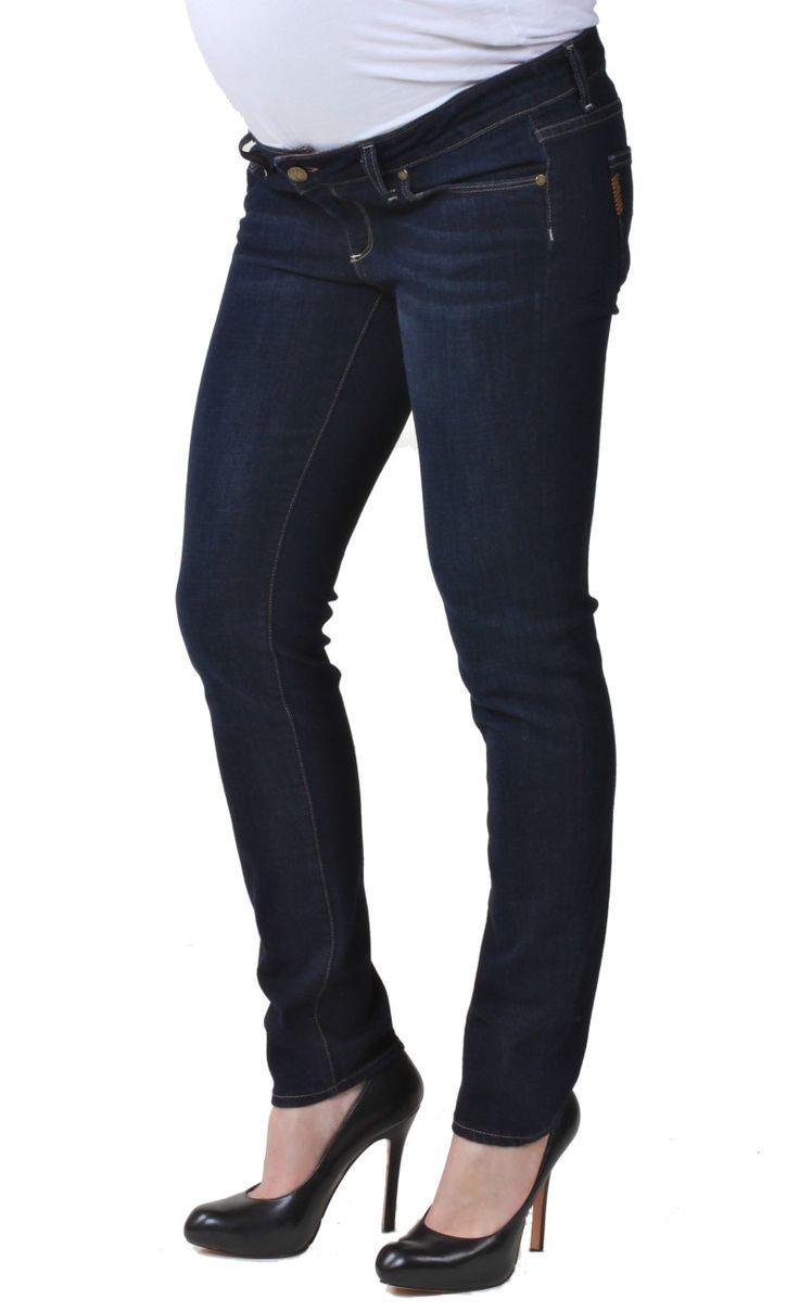 Pretty Maternity Skinny Jeans