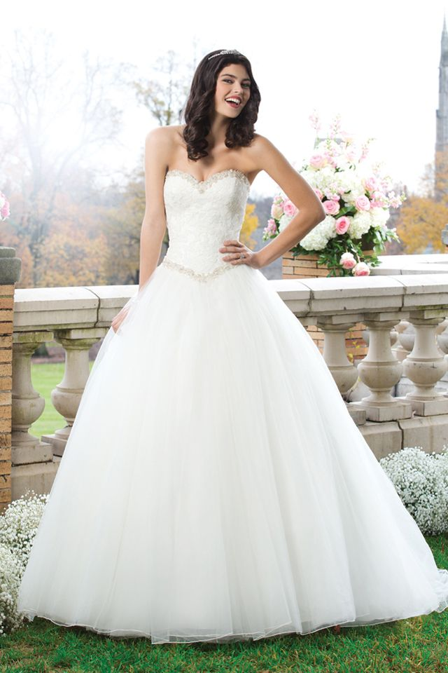 Suknia ślubna Sincerity 3765 2016