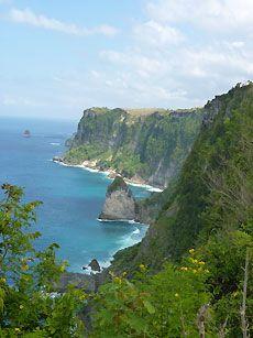 au large de Bali les iles de Nusa Lembongan et Nusa Penida