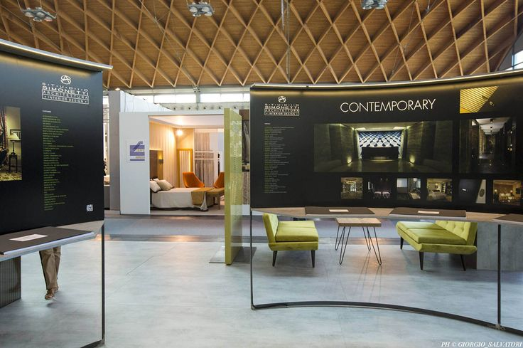 Our Stand at Sia Guest (by our design)