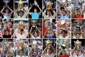 Volta ao top 10 e US$ 100 milhões em prêmios marcam título de Federer