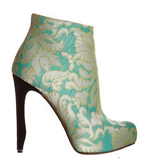 Nicholas Kirkwood Shoes Fall/ Winter 2012/ 2013 Collection