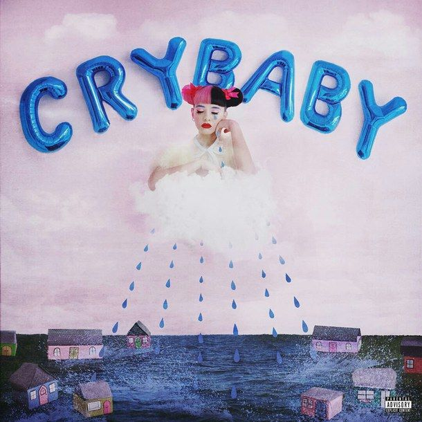 album, cry baby, grunge, melanie martinez, music, pale, song, tears