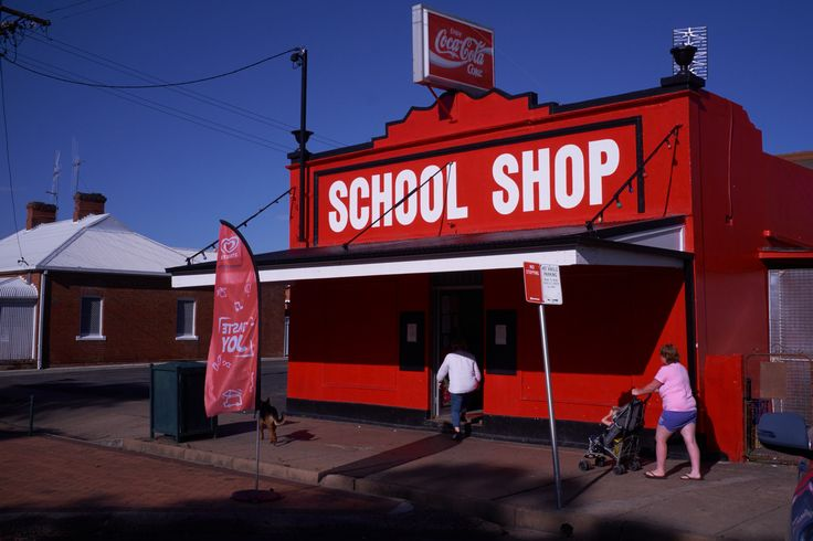Wellington NSW School Shop