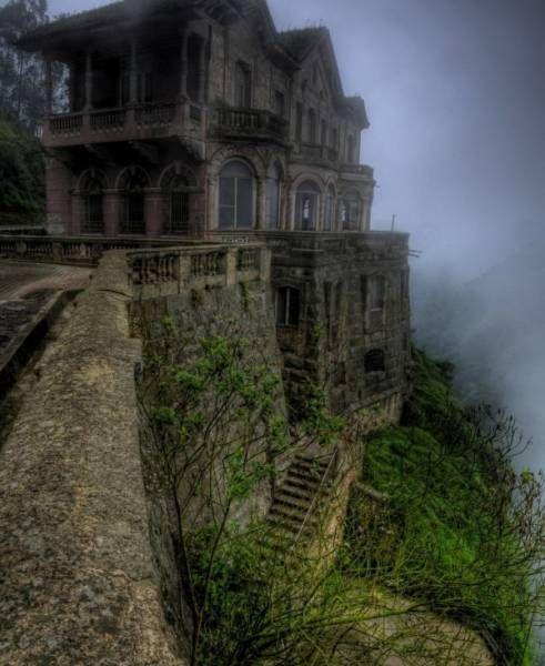 Del Salto Hotel in Colombia