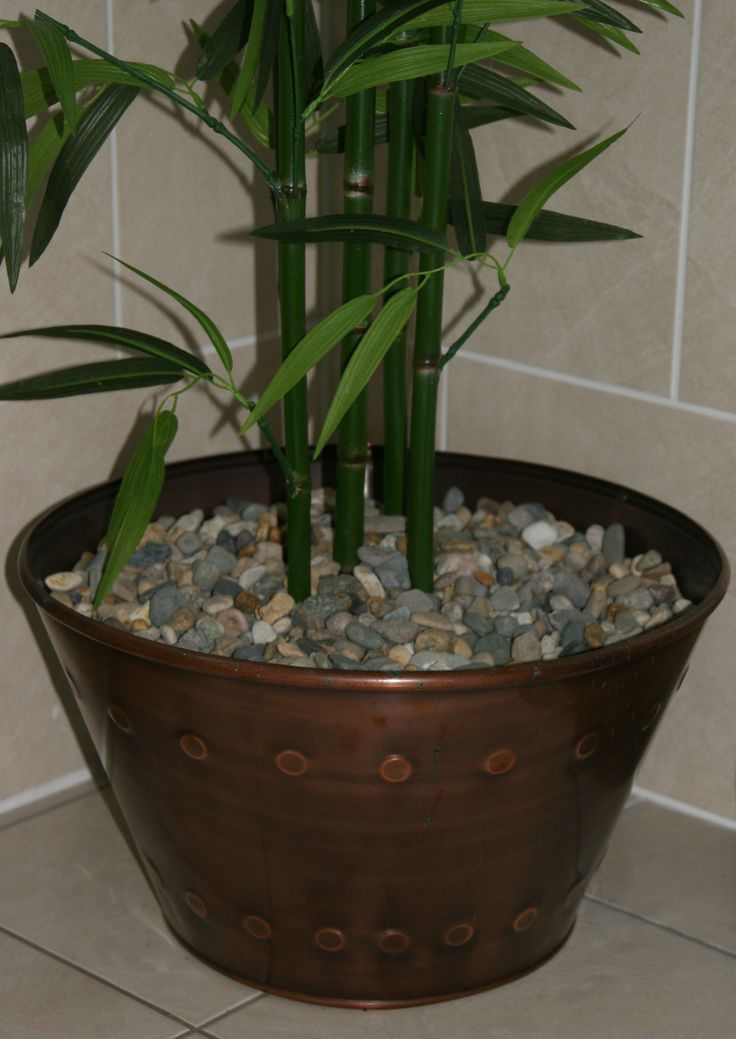 Bronze Copper Planter