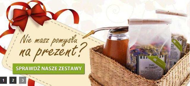 EGZOTYKA  SMAKÓW  herbaciarnia-kawiarnia-zielarnia: zestawy prezentowe
