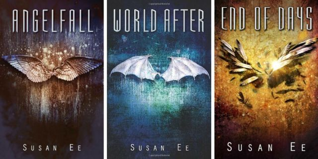 Check out the Penryn & the End of Days series by Susan Ee