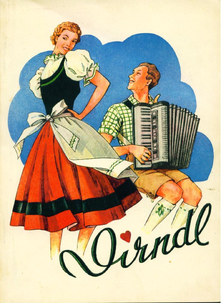 Der goldene schnitte 1950s dirndl  Lutterloh Patterns 1950, sewing patterns women, vintage patterns, vintage fashion