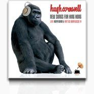 Hugh Cornwell - New Songs For King Kong, Black
