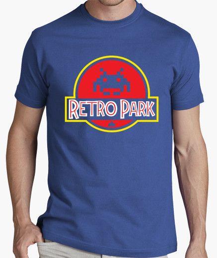Camiseta Retro park