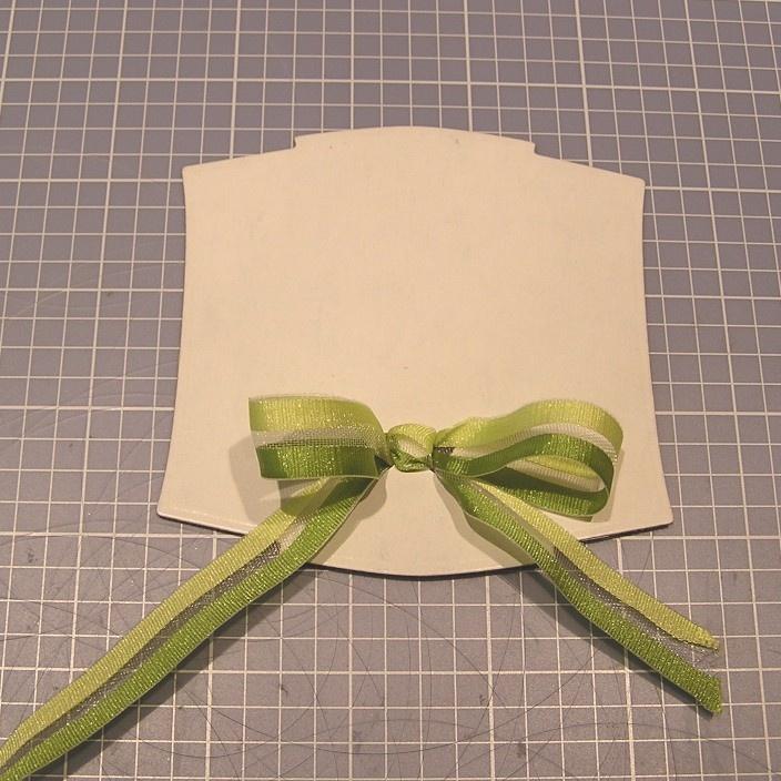 Как прикрепить ленту к открытке, днем рождения картинка