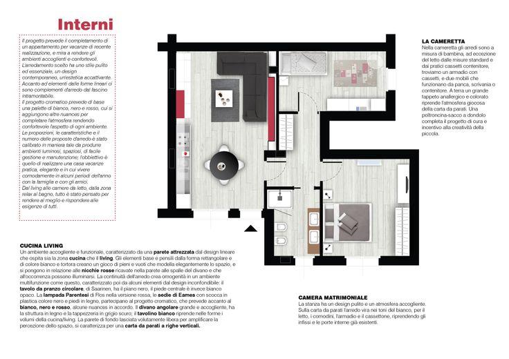 Spazio 14 10 architettura interni low cost roma for Arredamento interni roma