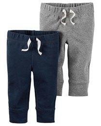 Layette Erkek Bebek 2li Pantolon