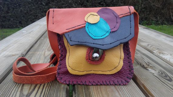 pouch leather color was