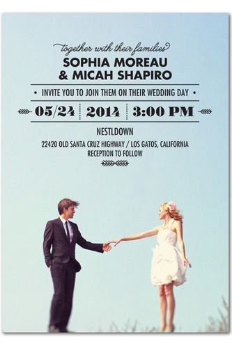 10 Crazy-Cool Wedding Invitations To Start Your Planning Right