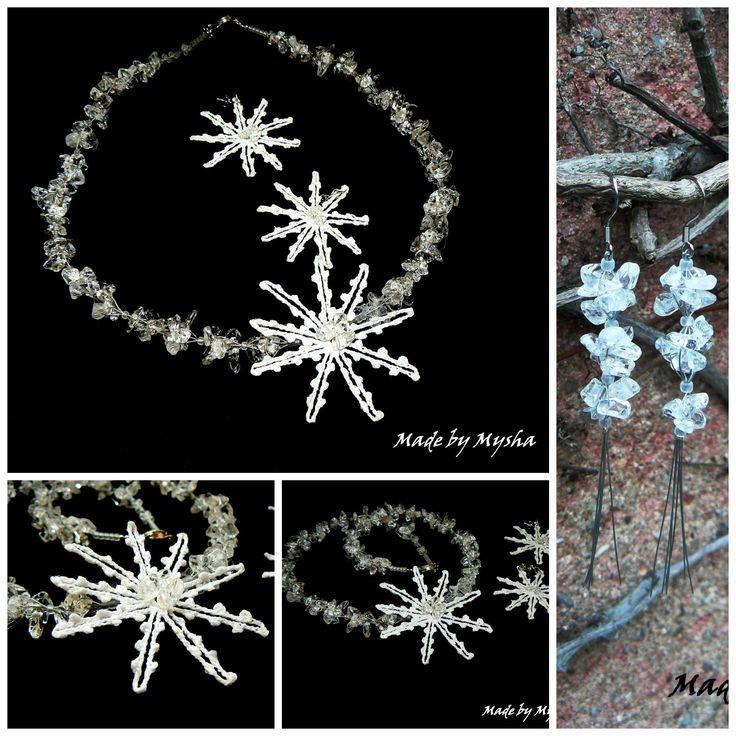 Lednové téma - mrazivá krása