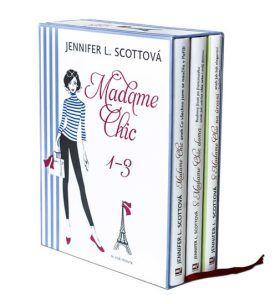 Madame Chic 1-3 komplet - Scottová Jennifer L.